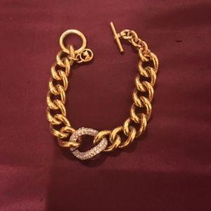 Michael Kors Small Chainlink Bracelet